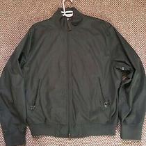 Ralph Lauren Polo Black Gt Coupe Jacket Size Medium M Rare Baseball Rlx Label Rl Photo