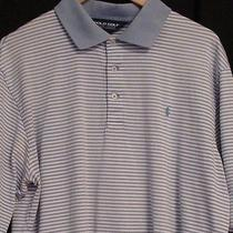 Ralph Lauren Polo Golf Shirt Xl Kemper Lakes Golf Club  Payne Stewart Logo Pga Photo