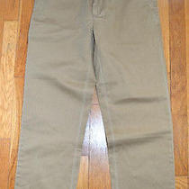Ralph Lauren Polo Mens Khaki Tan Pant Classic Fit Cotton New W/tags Sz 32w 30l Photo
