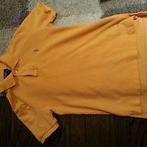 Ralph Lauren Polo Orange Photo