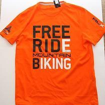 Ralph Lauren Rl Rlx Mountain Biking Graphic Tee T Shirt Men's Green Crew Xxl Photo