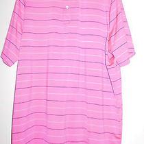 Ralph Lauren Rlx  Pink  Pony  Dallas National Golf Club Polo  Shirt Top Xxl Photo
