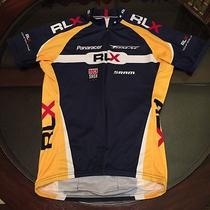 Ralph Lauren Rlx Technology Mountain Bike Shirt Sz Medium Photo