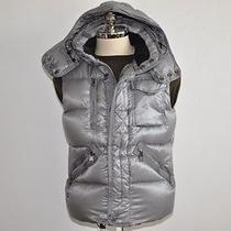 Ralph Lauren Rlx Water Resistant Hooded Down Puffy Vest M Photo