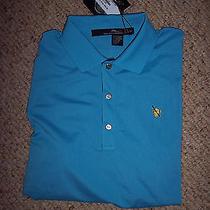 Ralph Lauren Rlx Women Golf Shirt Large Gulph Mills Golf Club  Photo