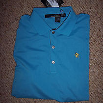 Ralph Lauren Rlx Women Golf Shirt Large Gulph Mills Golf Club  Photo