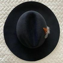 Ralph Lauren Womens Black Hat Photo