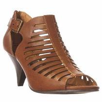 Rampage Alixer Dress Sandal - Cognac 8.5 M Photo