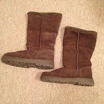 Rampage Brown Suede Boots Photo