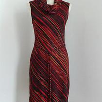 Rampage Dress Size M Multi Color Photo