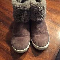 Rampage Girls Grey Chelsea Ankle Boot Size 2 Guc Free Shipping Photo