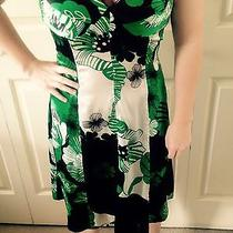 Rampage Green Floral Sundress Photo