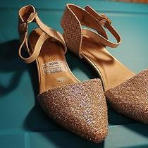 Rampage  Holiday Sparkle Flats Size 7.5 Photo