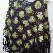 Rampage Knit Poncho Photo
