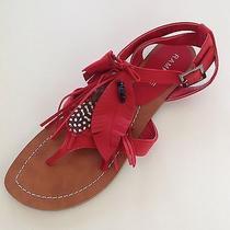 Rampage Ladies Red Sandals  Photo