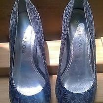 Rampage Ladies Size 6m Dress Shoes Very Nice Photo