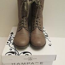 Rampage Mid-Calf Boots Lace Up & Zip Up by Rampage - Size 9m New in Box Photo