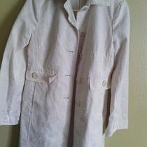 Rampage Off White Coat. Large Photo
