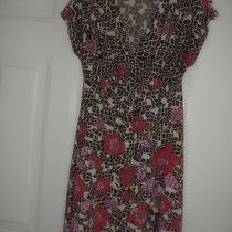 Rampage Print Dress Size M Photo
