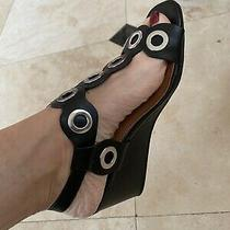 Rampage Ram-Illo Black Sandals 7 1/2 M Photo