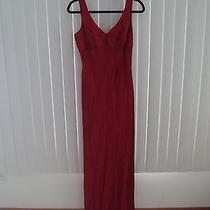 Rampage Red  Long Evening Cocktail Gown Prom Dress Sz 11 Photo