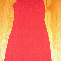 Rampage - Red Sleeveless Dress  Photo