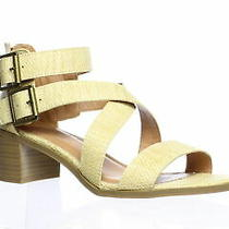Rampage Womens Havarti Tan Sandals Size 9 (715582) Photo
