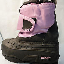 Ranger Pac Boots Addison Violet Size 2 Youth  Photo