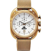 Rapp Watches the Motorboat Men's Watch - Rose Gold Photo