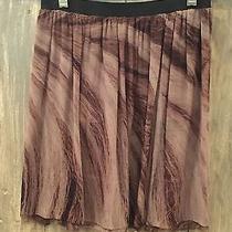 Raquel Allegra Printed Skirt Photo