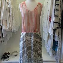 Raquel Allegra  Silk Overlay Dress  Size 1 Photo