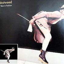 Rare 2007 Vivienne Westwood Fashion Exhibition Poster De Young Fine Arts Museum Photo