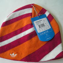-Rareadidas Carlo Gruber Cg Stripe Beaniewinter Hat Snow Skull Ski Capunisex- Photo