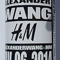 Rare Alexander Wang h&m Exclusive Water Bottle Gift Photo