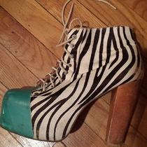 Rare and Unique Jeffrey Campbell Boots Photo
