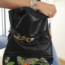 Rare Authentic Chloe Embroidered Bag Photo