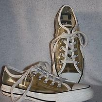 Rare Authentic Converse Clear Ox See Through Size 4 See Through Photo