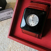 Rare & Authentic Prada Saffiano Watch With Box Authentic Card and Jewellery Box Photo