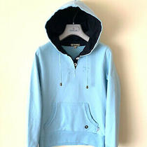 Rare Barbour Hoodie Hoody Sweater Jumper Sweatshirt Top Jacket Coat Uk 10 Us 6 S Photo