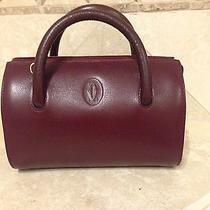 Rare Cartier Small Handbag Photo