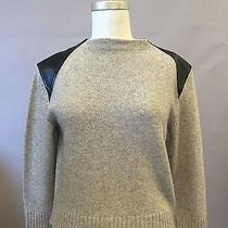 Rare Celine Cropped Sweater  Photo