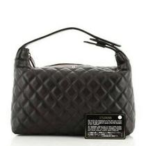 Rare Chanel Quilted Lambskin Hobo  Purchased but Never Used Photo