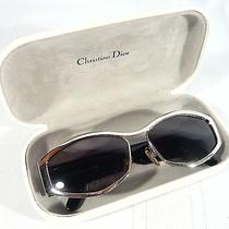 Rare Christian Dior Designer Sunglasses Like New With Dior Hard Case Photo