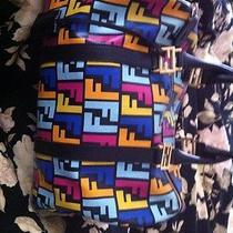 Rare Colorful Fendi Speedy Bag  Photo