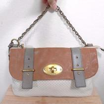 Rare Fossil Chain Shoulder Bag Clutch Photo