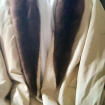 Rare G.versace Kid/lambskin Coatnwt 5000 When Purchased Recent Clean/preserve. Photo