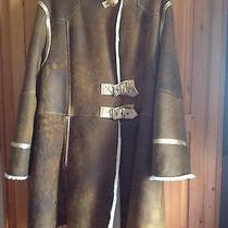 Rare Galliano for Dior Shearling Jacket Photo
