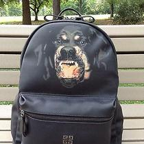 Rare Givenchy Rottweiler Backpack Photo