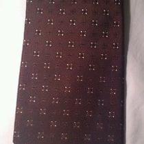 Rare Givenchy Silk Tie. Photo