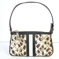 Rare Gwen Stefani l.a.m.b. Cheetah Leopard Print Bag Purse Photo